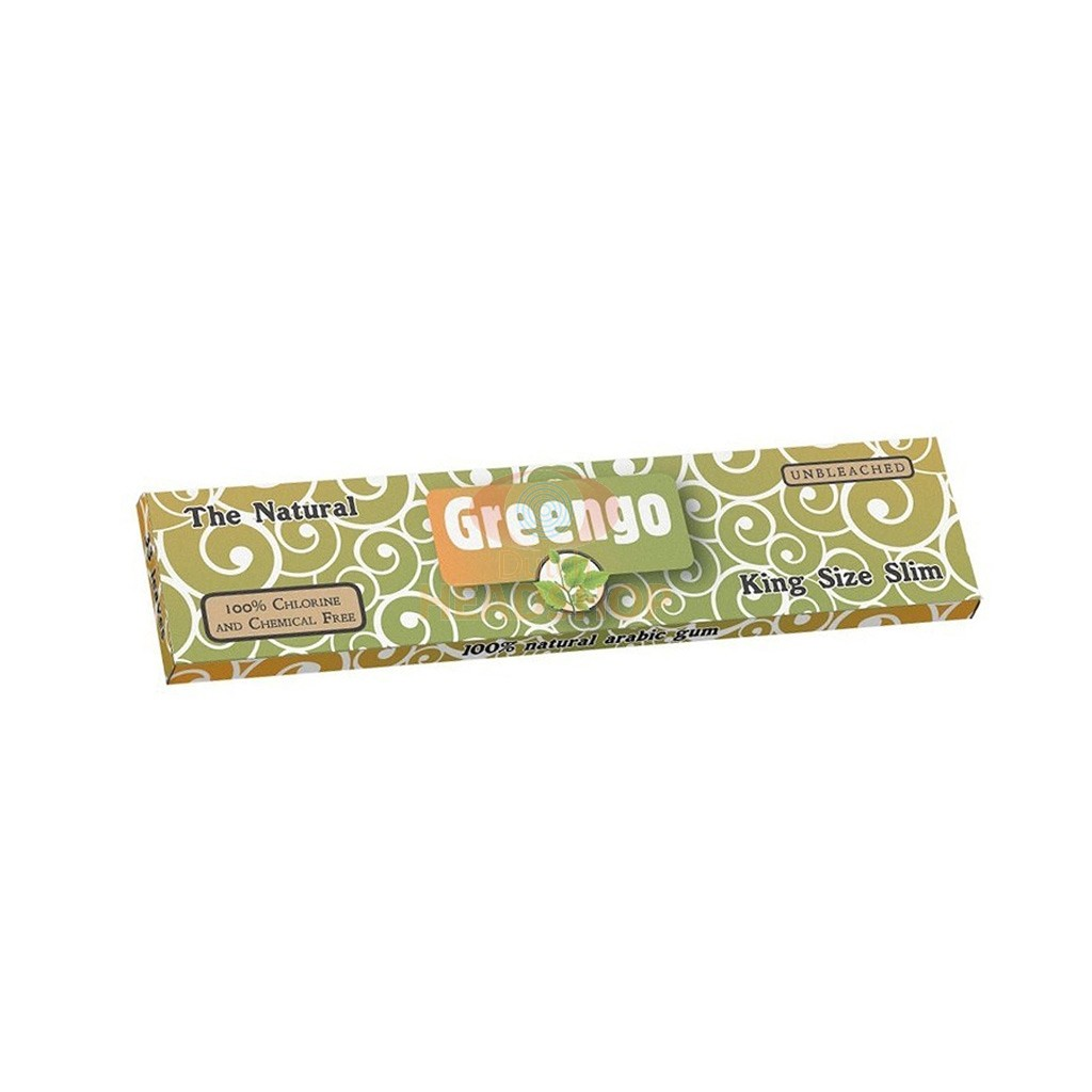 Greengo Papers   King-Size Slim