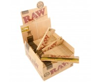 Classic Ungebleichtes King-Size Slim Rolling Papers (RAW)