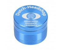 Aluminium Grinder 4 teile (Dutch-Headshop) 76 mm