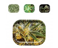 Rolling Trays Metall (V-Syndicate) 14 x 18 cm