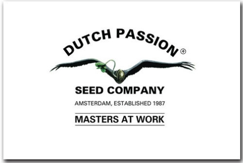 Dutch Passion Samen logo Dutch Headshop