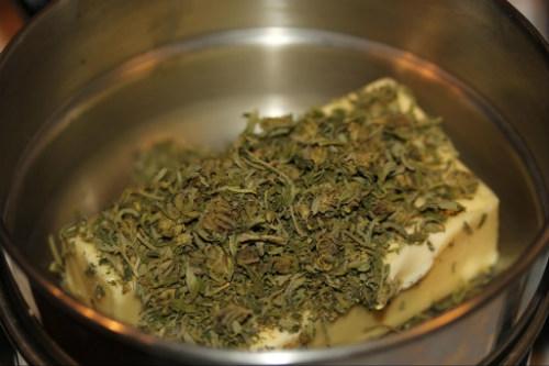 Weedbutter