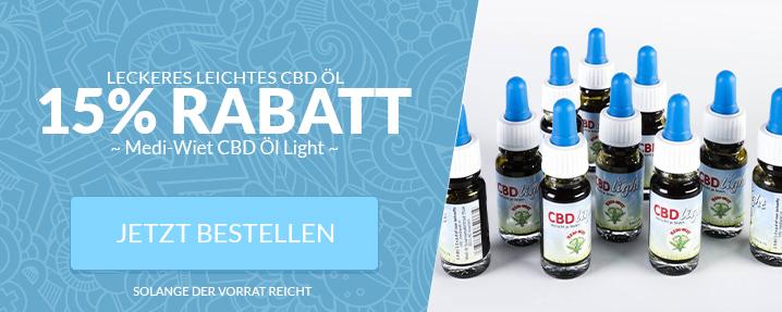 Medi-Wiet Light CBD Öl